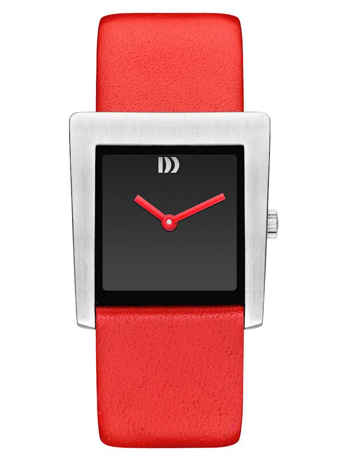 Danish Design Damenuhr 3324697, Rot