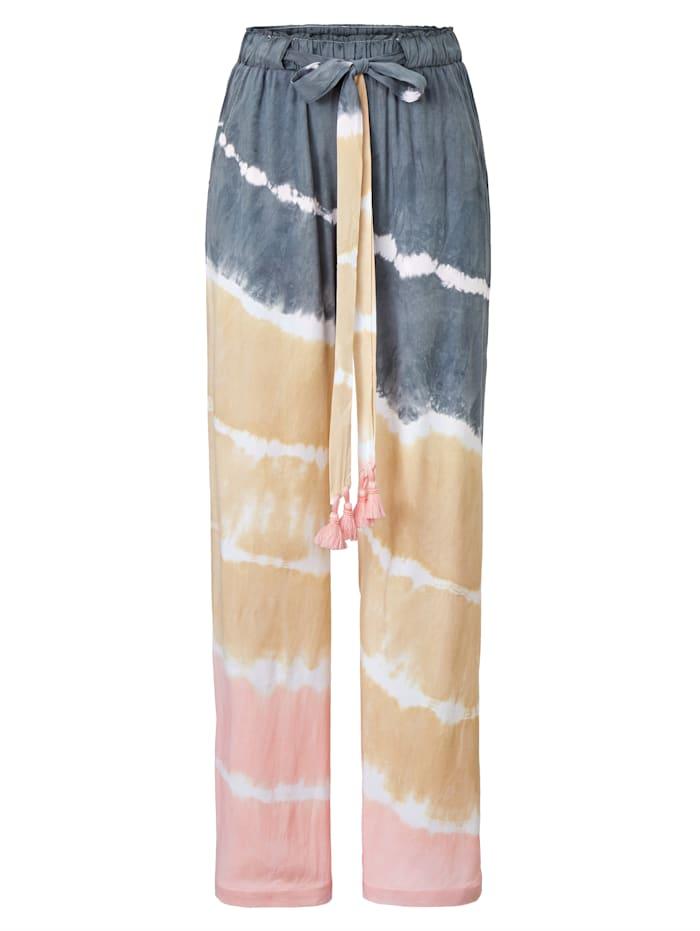 Salty Skin Hose, Multicolor