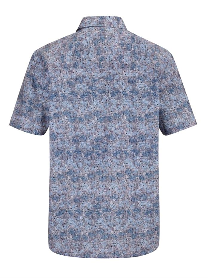 Hemd mit Druckmuster