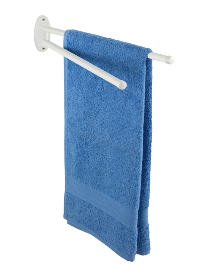 Handtuchhalter Basic Weiß