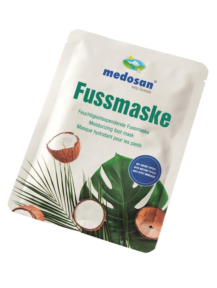 "Fussmaske ""intensiv"""