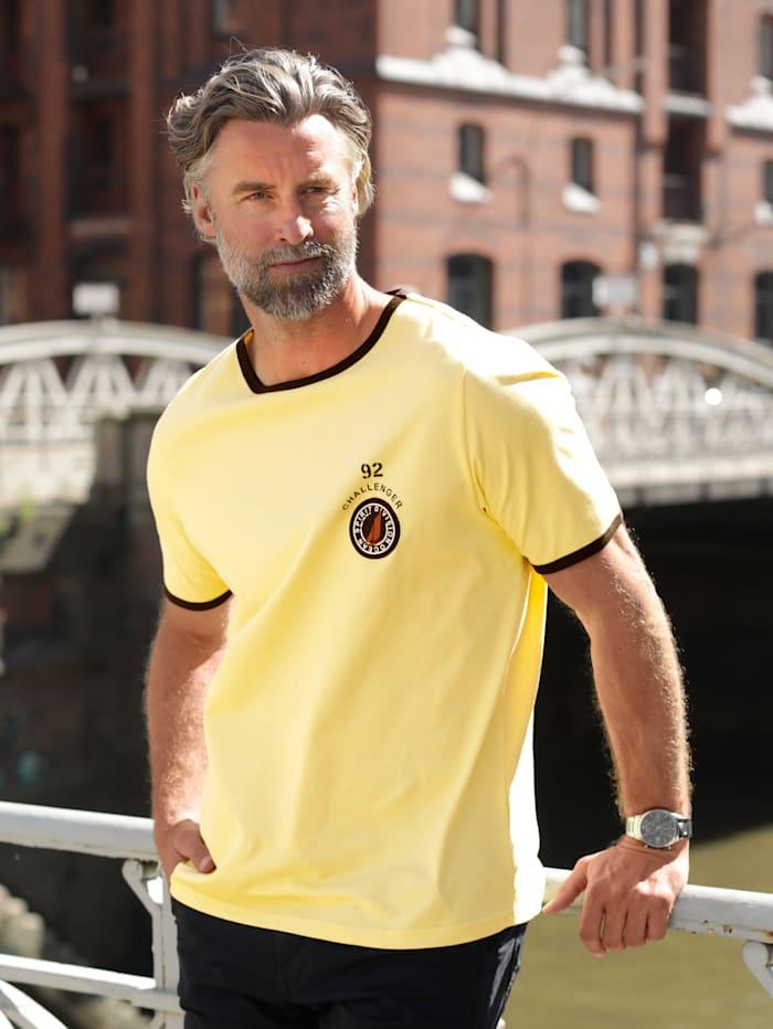 BABISTA T-Shirt aus reiner Baumwolle, Gelb