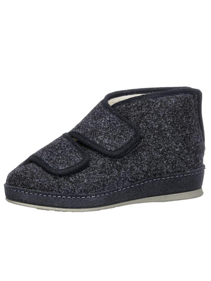 Schawos Chaussures d'intérieur, Anthracite