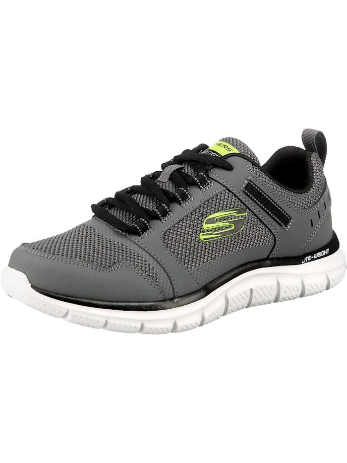Skechers Track Knockhill Sneakers Low, grau