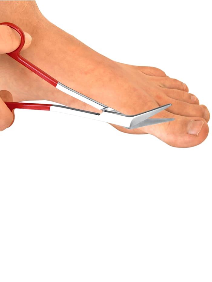 Nagelsax för tånaglar