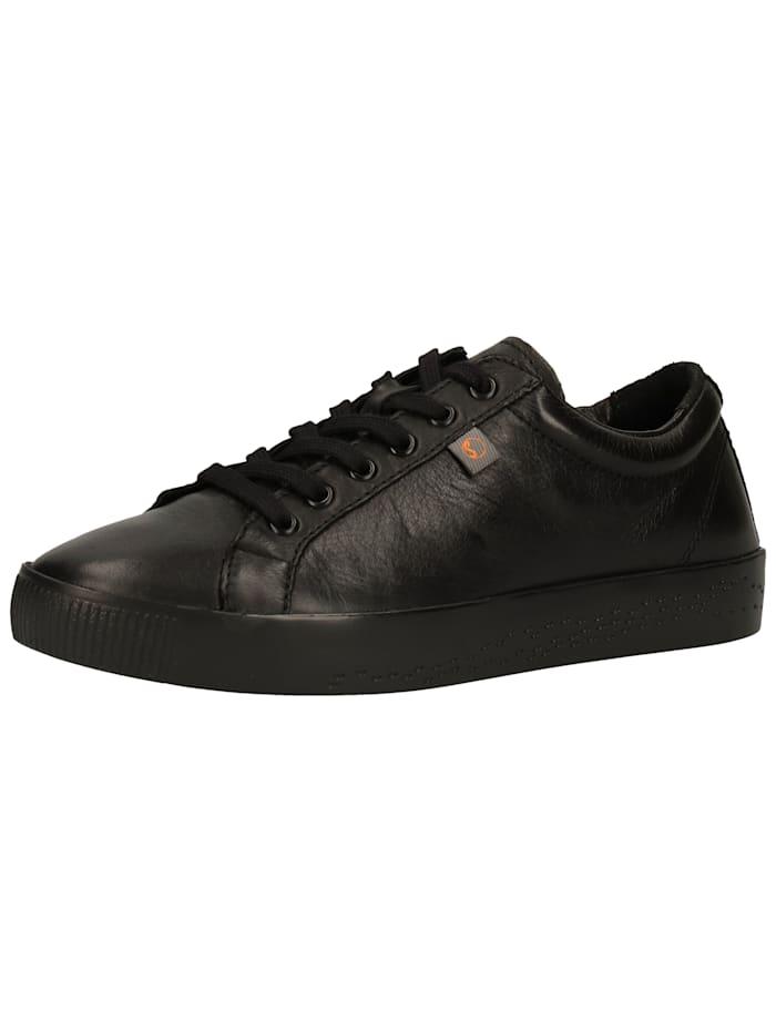 Softinos Softinos Sneaker, Schwarz