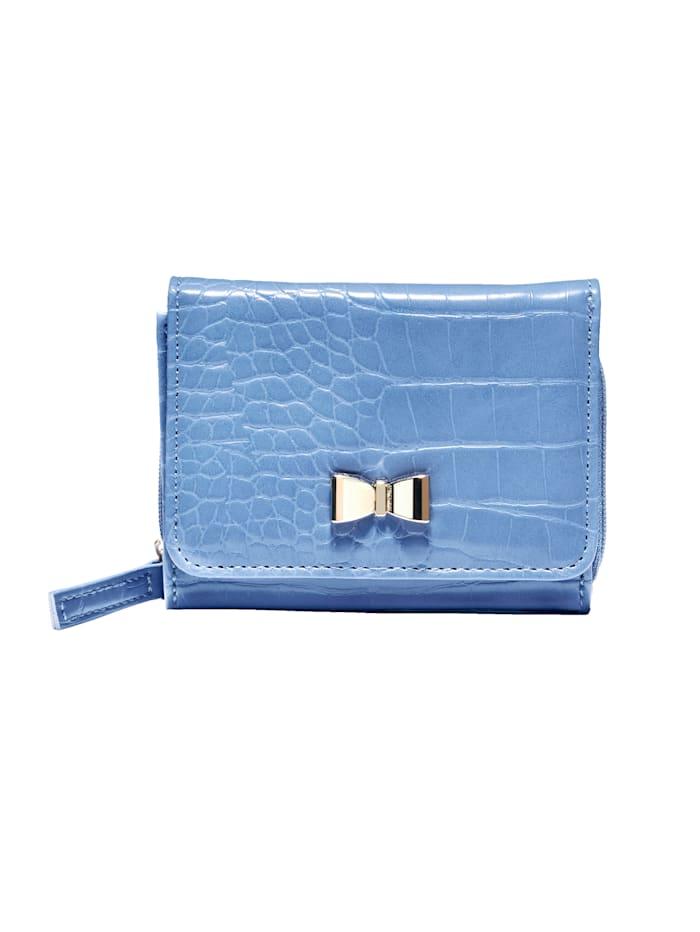 Geldbörse, Blau