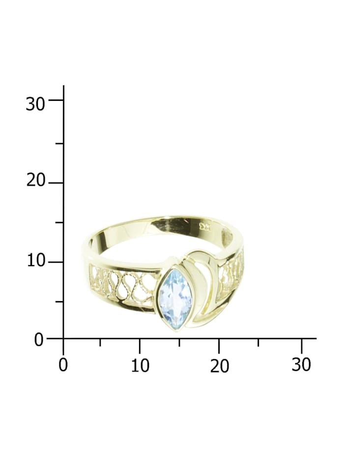 Ring - Anisia - Gold 333/000 -