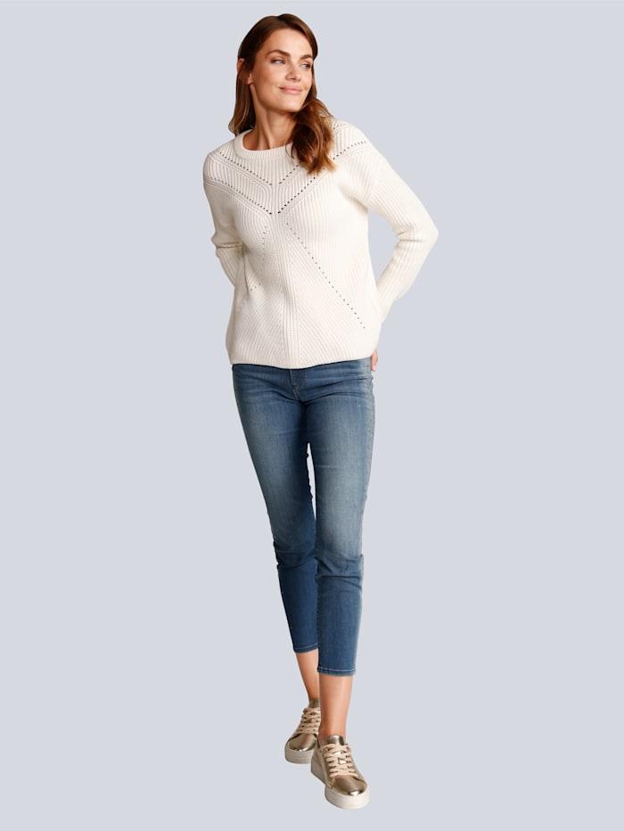 Jeans 'Ava S' für Alba Moda
