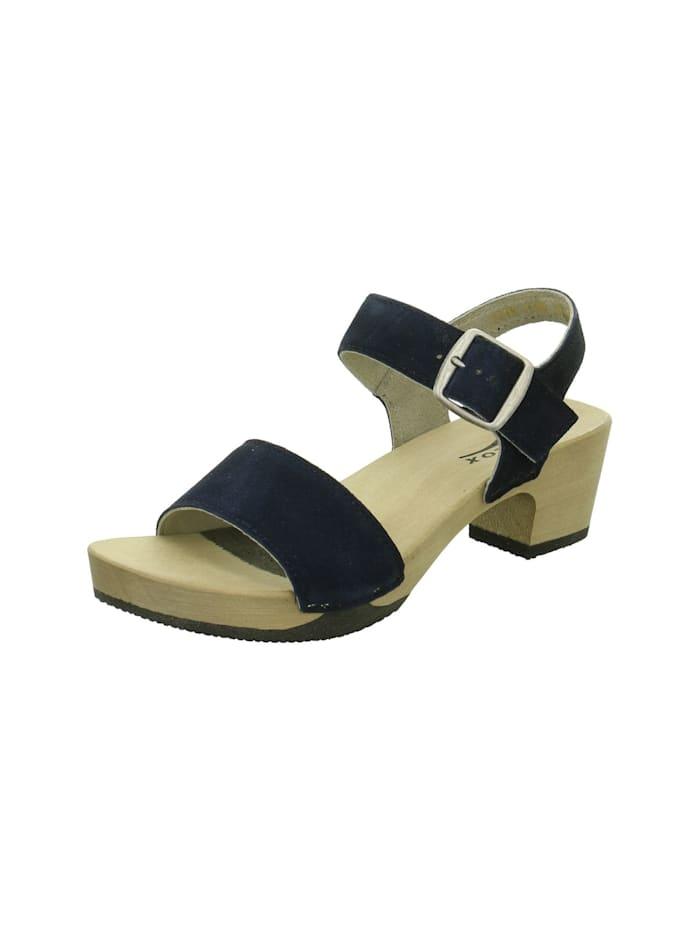 Softclox Sandale Sandale, marineblau