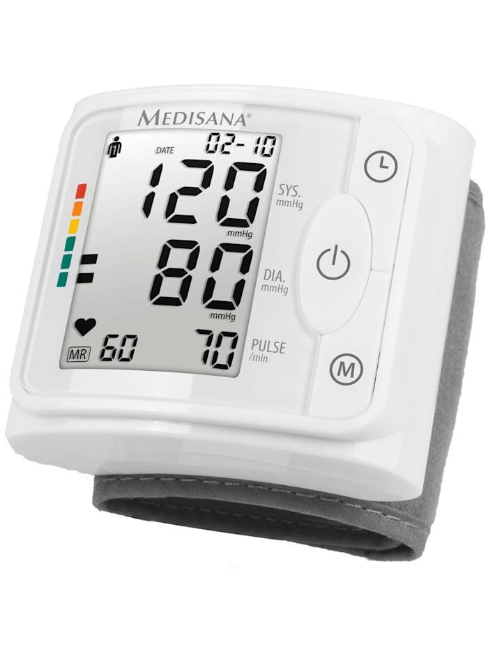 Medisana Blutdruckmessgerät Blutdruckmessgerät BW 320 Ja, Weiß