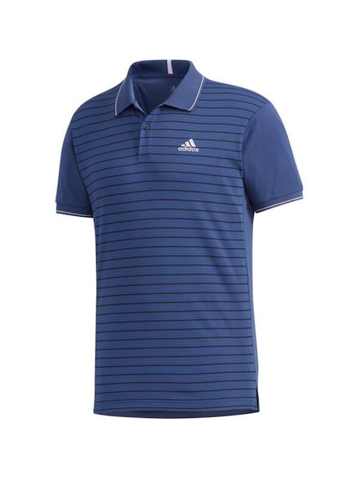 adidas adidas Poloshirt Heat Ready CB M Polo, Blau