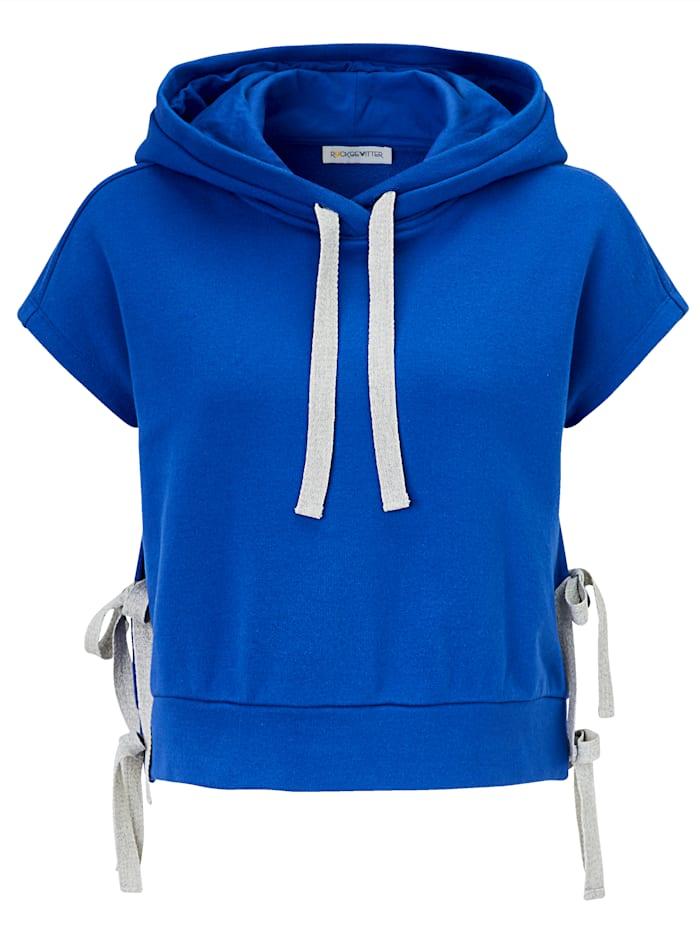 ROCKGEWITTER Sweatshirt, Royalblau
