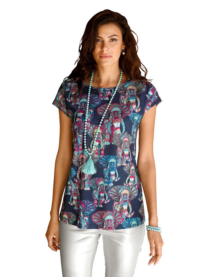 Shirt mit Elefanten-Druck