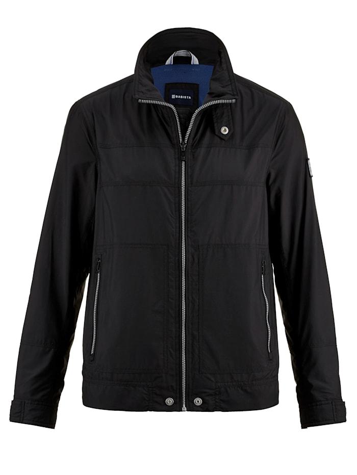 BABISTA Jacke in leichter Qualität, Schwarz