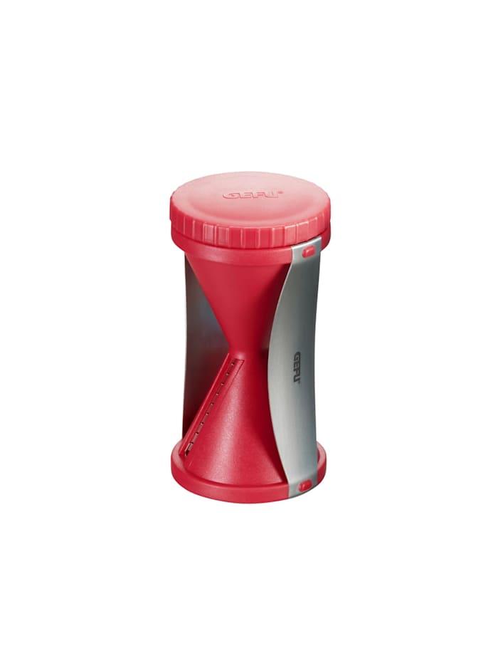 GEFU Spiralschneider Spirelli Colour Edition, Tomatenrot