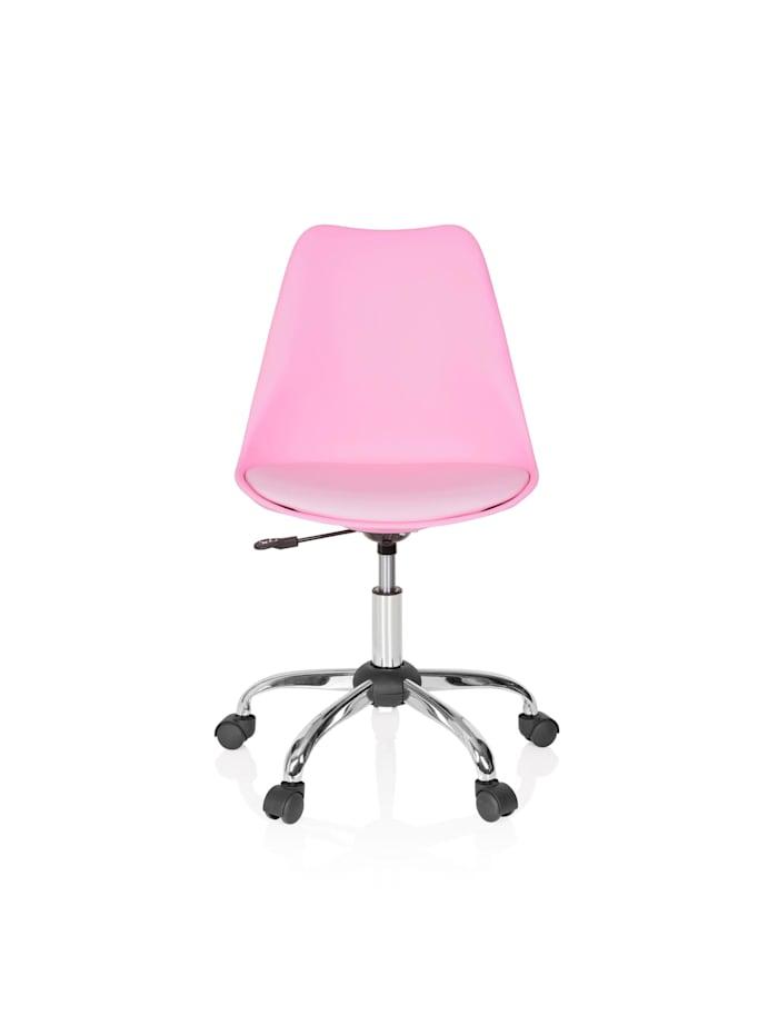 hjh OFFICE Home Office Bürostuhl FANCY PRO, Pink