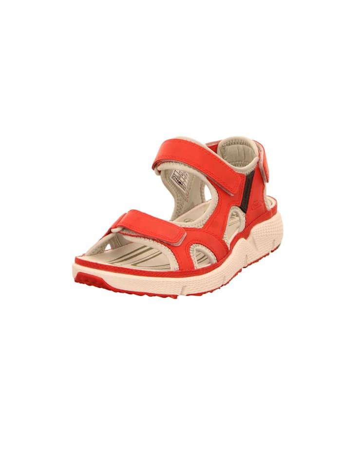 Mephisto Sandalen/Sandaletten, rot