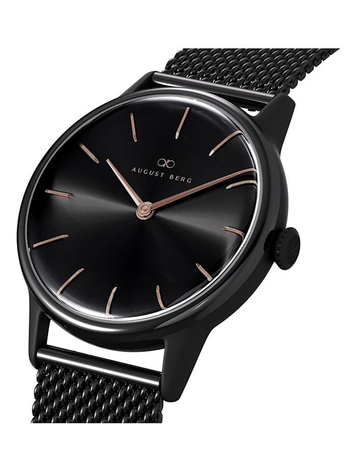 Uhr Serenity Noir Black Black Mesh 32mm
