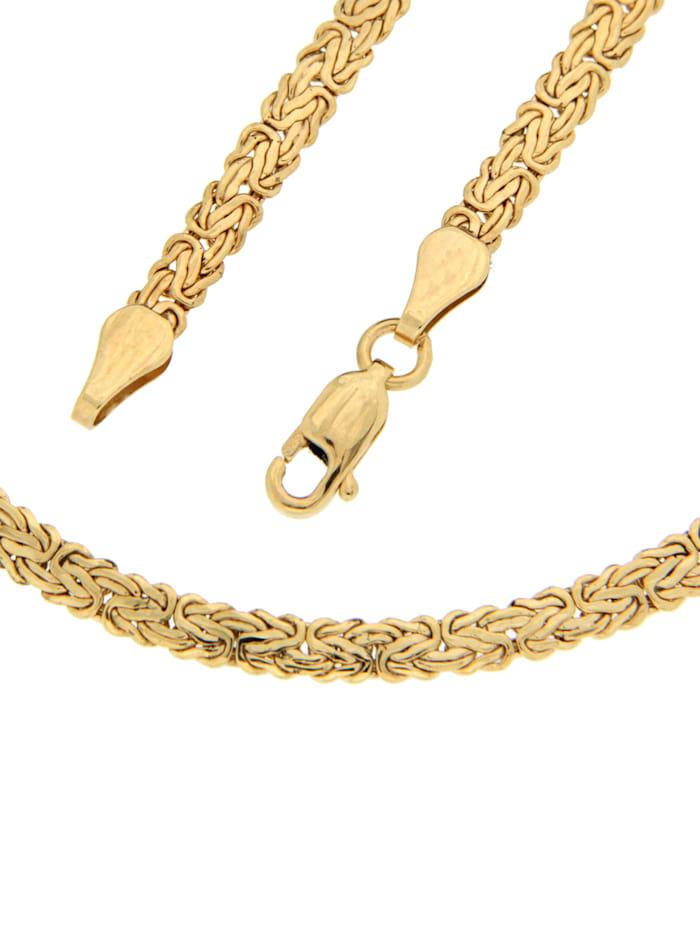 Grazielli Halsband – kungslänk, Guldfärgad