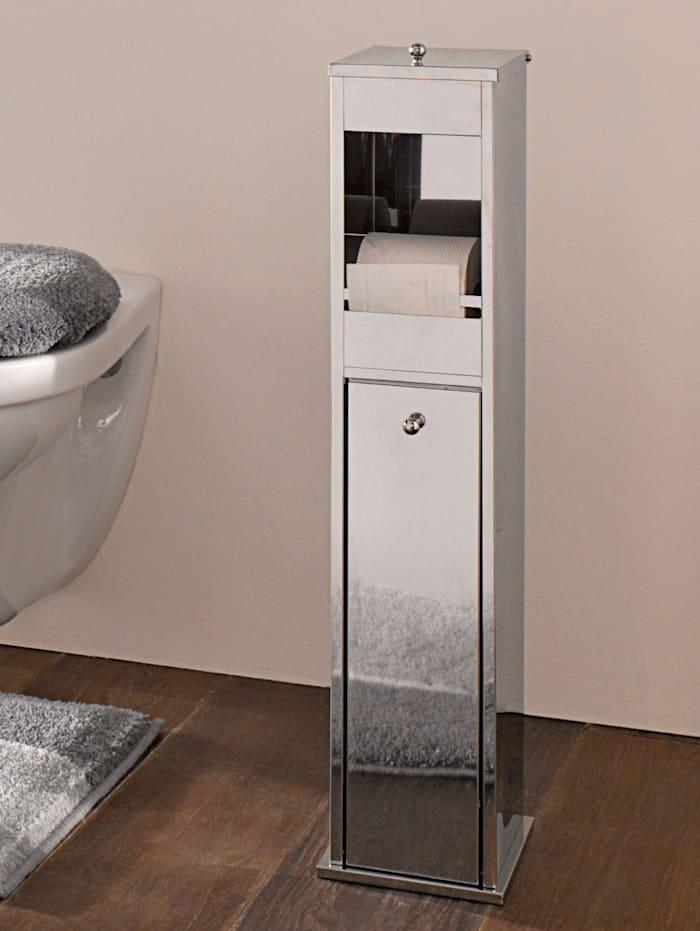 Kylpyhuonesetti, Hopeanvärinen
