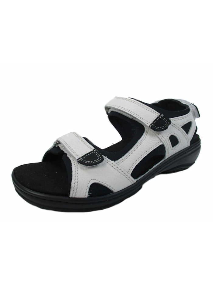 Fidelio Sandalen/Sandaletten, weiß