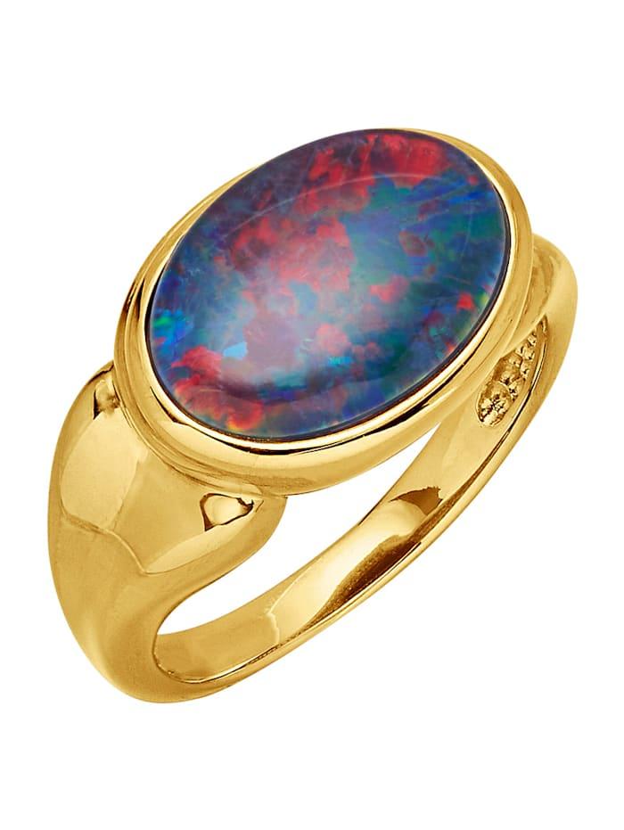 Diemer Farbstein Ring, Blå