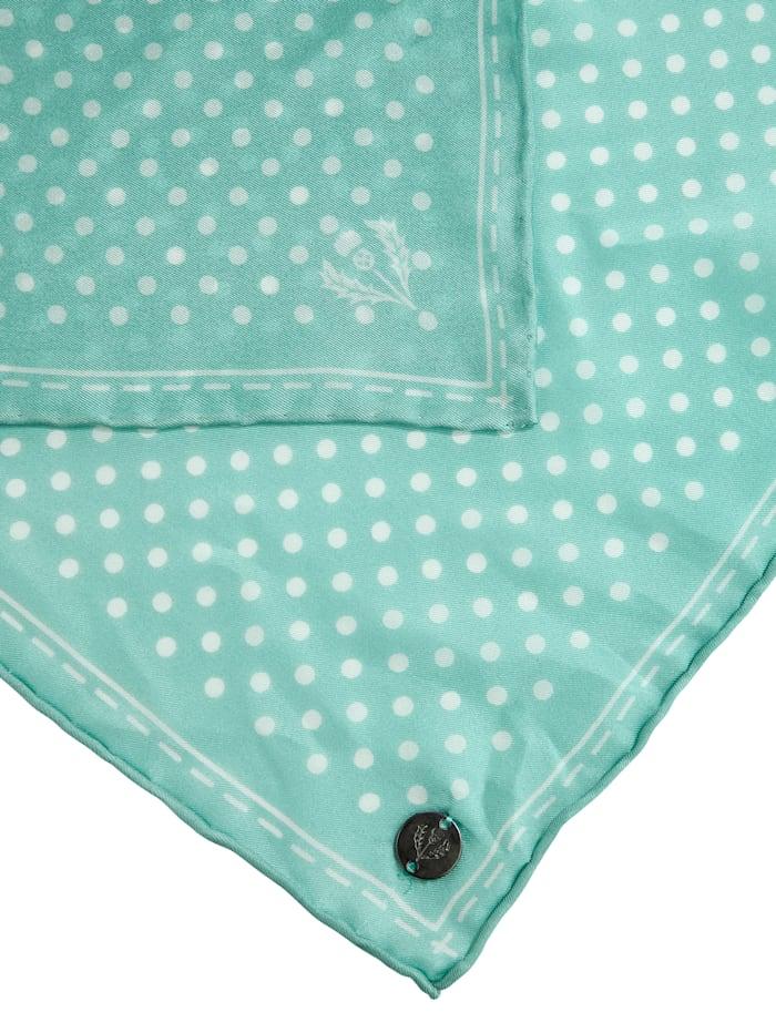 Nicki-Tuch aus reiner Seide
