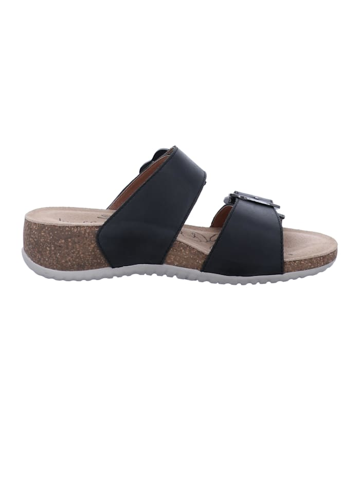 Damen-Sandale Natalya 15, schwarz
