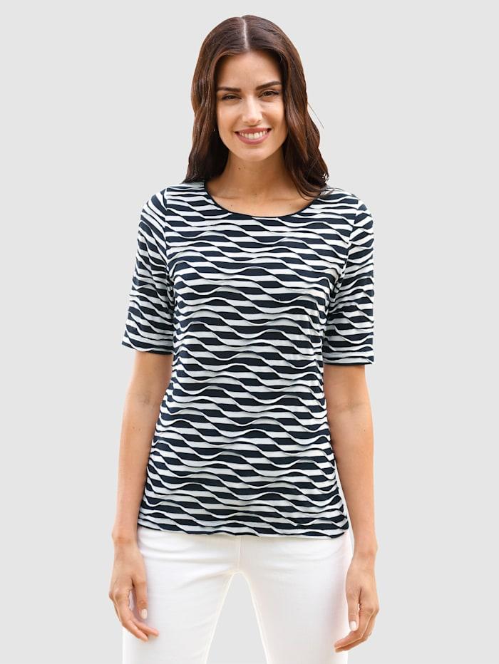 Rabe Shirt von der Marke RABE, Marineblau/Weiß