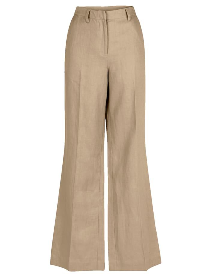 Pantalon en pur lin