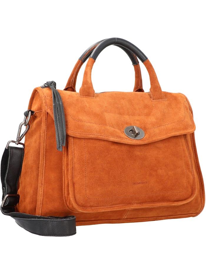Savage Handtasche Leder 38 cm