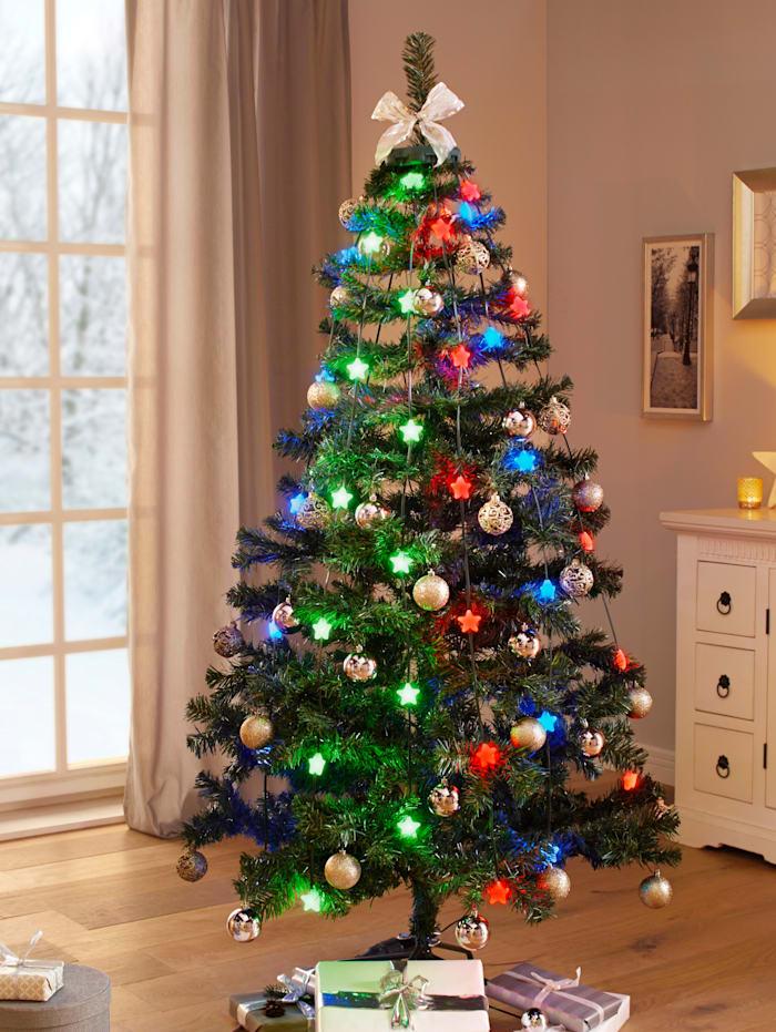 Star Trading Guirlande de Noël à LED, sans couleur