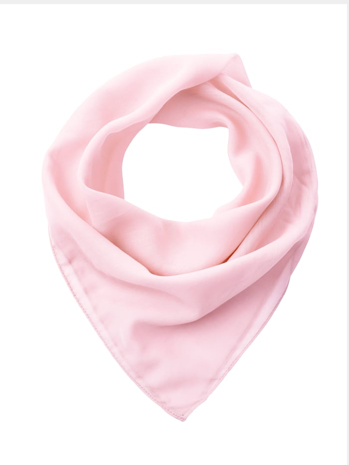 Paola Scarf i lätt och mjukt material, rosa