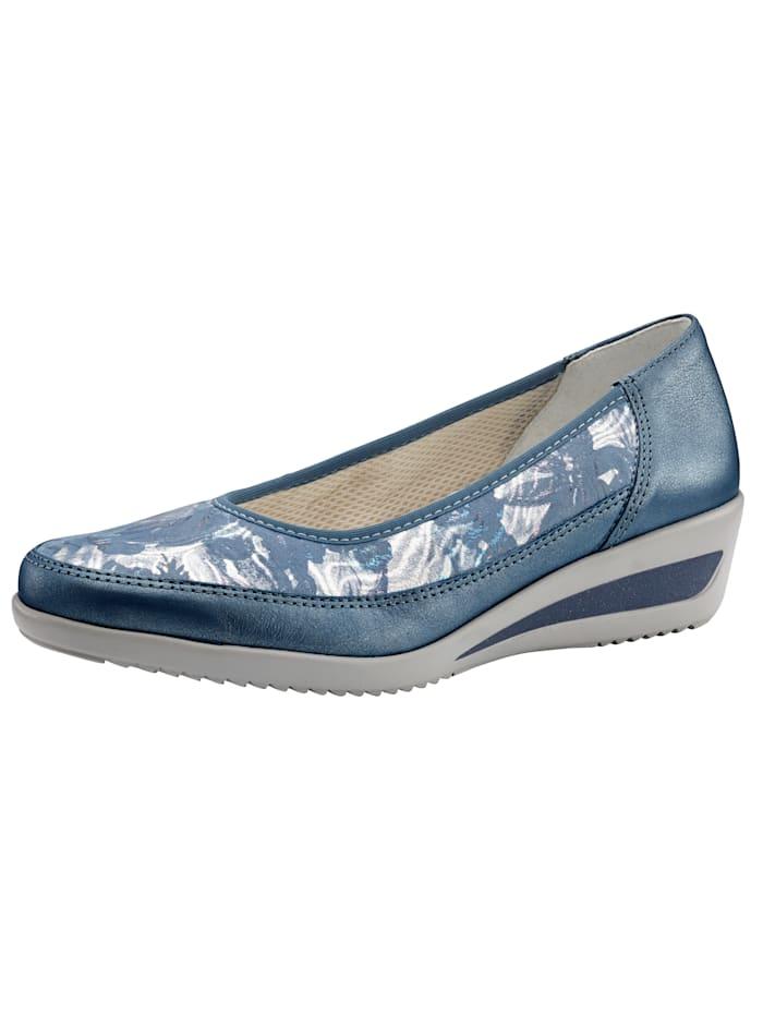 Ara Ballet Court shoes, Blue