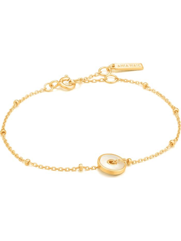 Ania Haie Ania Haie Damen-Armband 925er Silber, gold