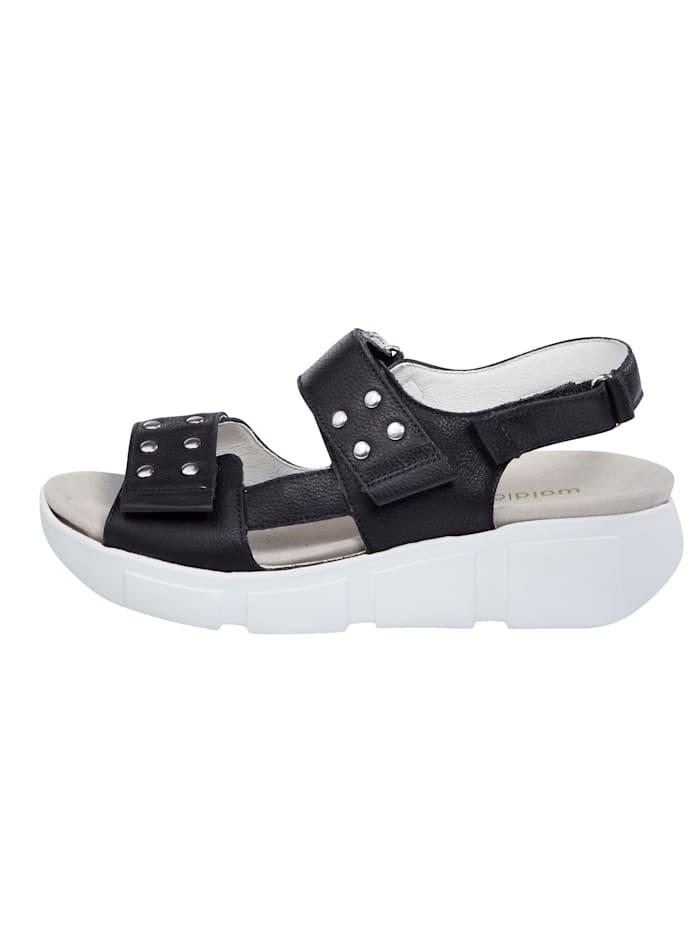 Sandale mit EVA-Luftpolsterlaufsohle