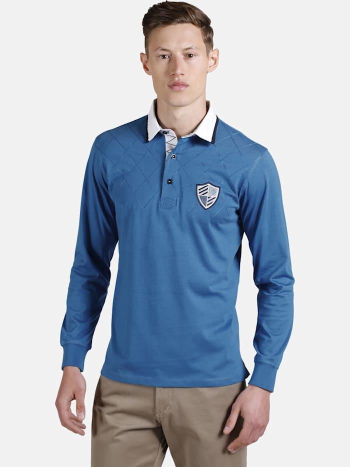 Charles Colby Charles Colby Sweatshirt DUKE CALLANHAN, blau