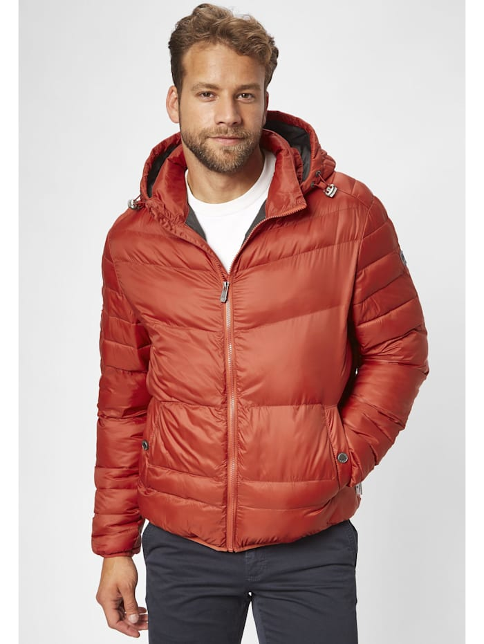 Redpoint ultra leichter Blouson Kenny, red