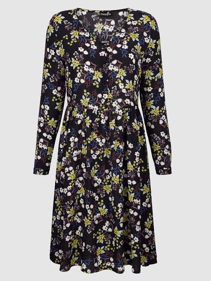 Kleid mit schönem Blumenprint