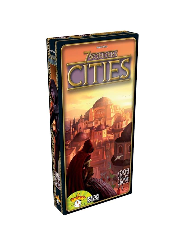 Brettspiel 7 Wonders - Cities