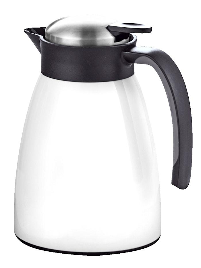 Esmeyer Thermoskan Glace 1,0 liter, Wit