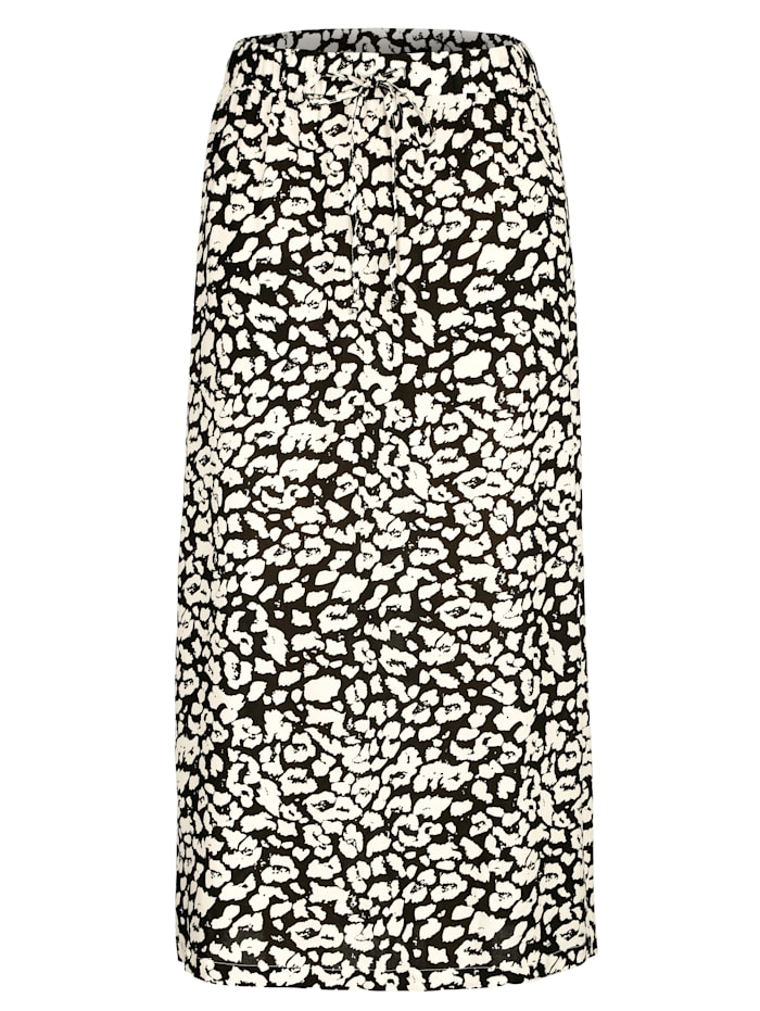 Skirt Eye-catching print