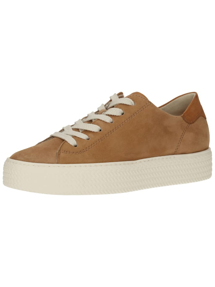 Paul Green Paul Green Sneaker, Hellbraun