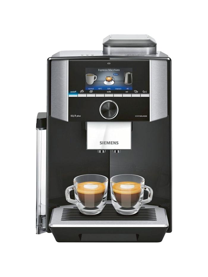 Siemens Vollautomat TI955F09DE EQ.9 plus s500, Schwarz