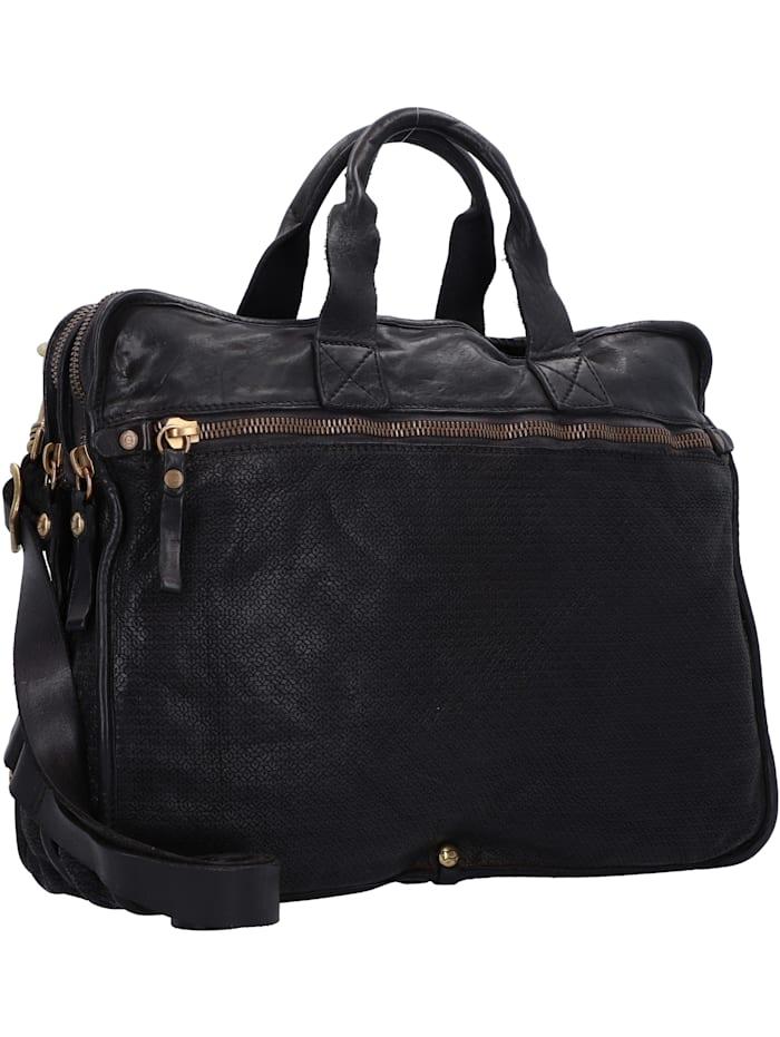Handtasche Leder 39 cm