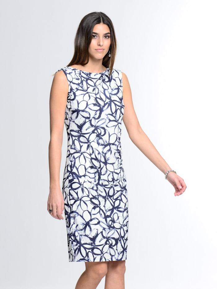 Kleid allover im floralen Print