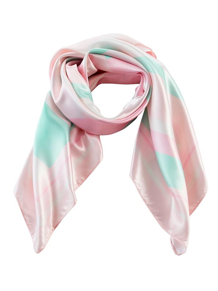 Satin scarf, Multi