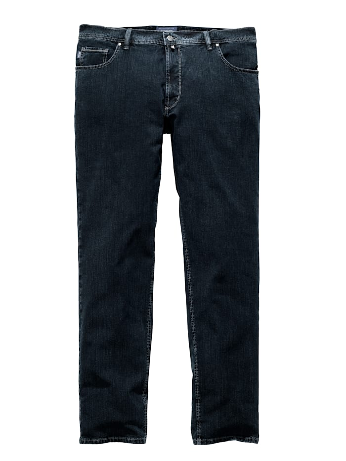 Pioneer Jeans i klassisk 5-ficksmodell, Dark blue