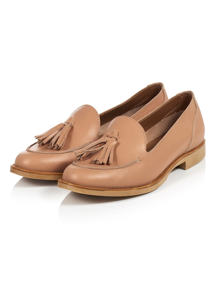 SIENNA Loafer, Nude